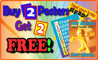 Free School Poster Offer