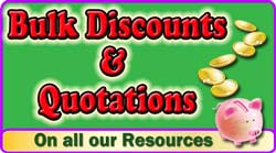 Bulk School Orders and Custom Resources Quotations