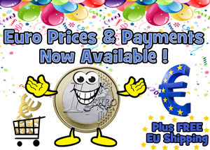 Euro Payment Prices Now Available