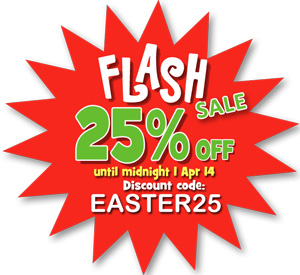 Flash Sale on Classroom Resources