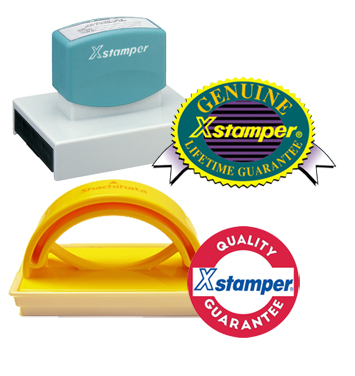 Xstamper Large Stamps for Teacher Marking
