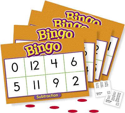 Class Size Bingo- Educational Games for End of Term Activities