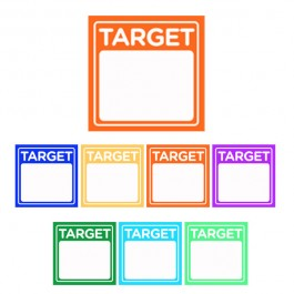 Target Marking Stickers