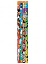 Halloween Fun Pencils x 12