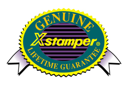 Xstamper Lifetime Guarantee
