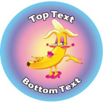 top banana stickers