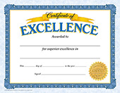 Childrens Certificate of Excellence [T-11301]