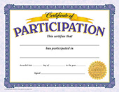 Certificate of Participation [T-11303]