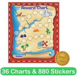 Reward Chart & Sticker Sets
