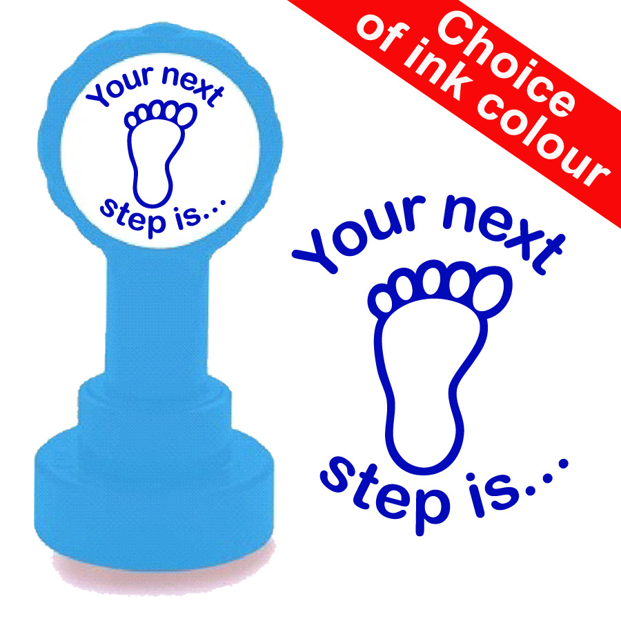 Next Steps Stamps