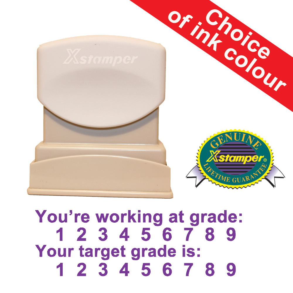 Grades Stamps