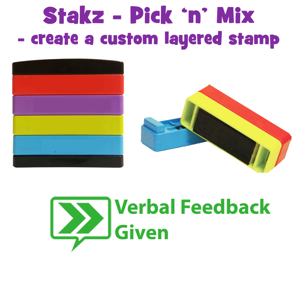 Pick 'n' Mix Stakz Stamps