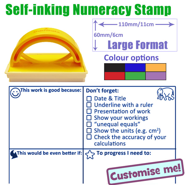 Numeracy Stamps