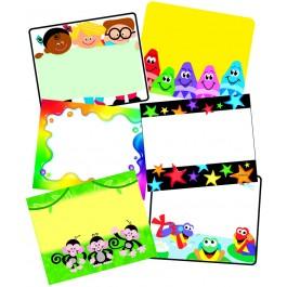 Sticker Badges
