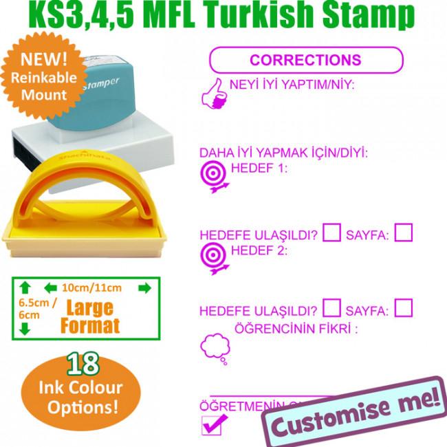 Turkish MFL Stamps
