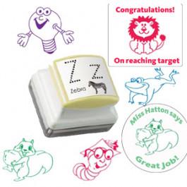 Rectangle Custom Stamp
