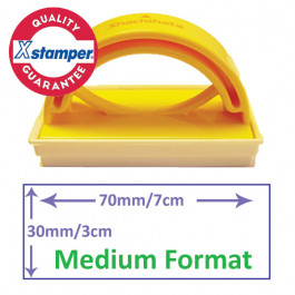 Large Custom Stamps - 14 to 110mm