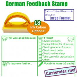German Large Stamps