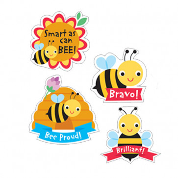 Smelly Stickers | Honey Scented Teacher Stickers