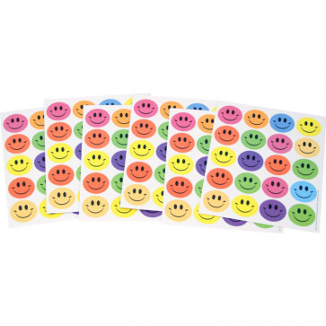 Kids Stickers | Smiley Face Reward Stickers. Large