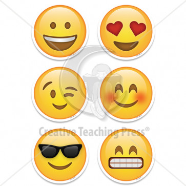 Classroom Display | Emojis Class Display Cut-Outs