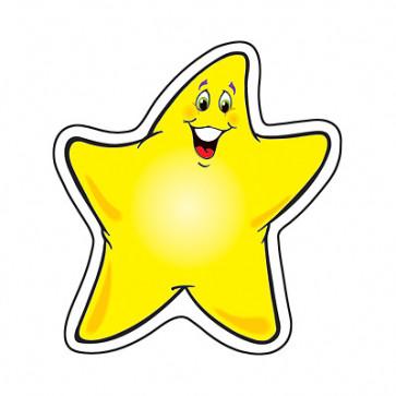Classroom Display | Star Mini Accent Cards