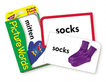 Childrens Flash Cards - Picture Words