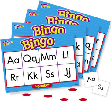 Alphabet Bingo Game for the Whole Class!