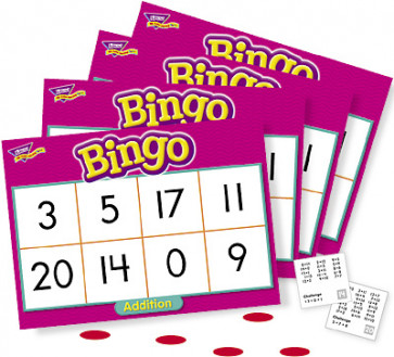 Educational Games | Addition Bingo Maths Games