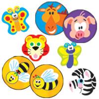 Animals Marking Stickers