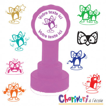 Teacher Custom Self-Inking Stamper | For personalised options - Older Children / Key Stage 2 and Key Stage 3