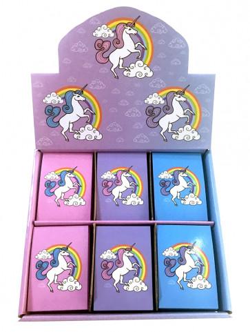 Class Gifts   Boxset Rainbow Unicorn Notepads x 48