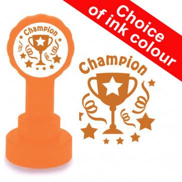 Teacher Stamps | Champion Trophy Design School Stamp