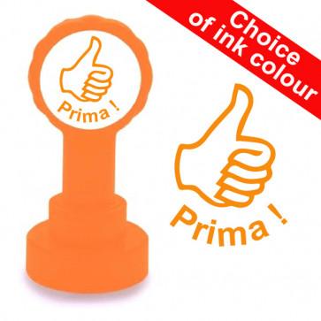 Teacher Stamp | Prima ! German Language School Stamp
