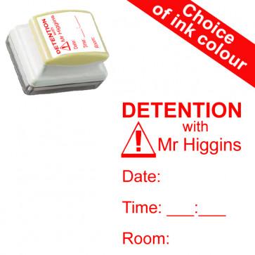 Teacher Stamp | Custom Stamp - Detention