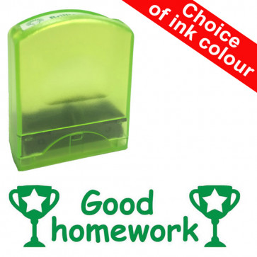 Teacher Stamps  Good homework. Value Range.