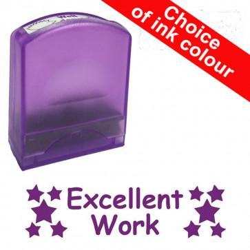 Teacher Stamps |Excellent work. Value Range