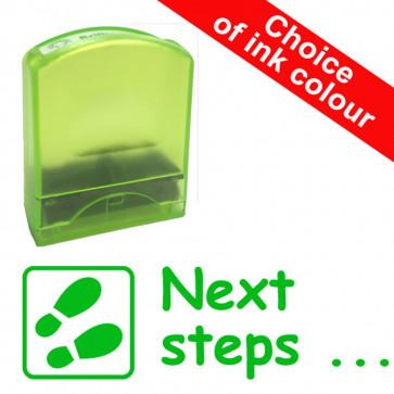 Teacher Stamps |Next steps.... Value Range