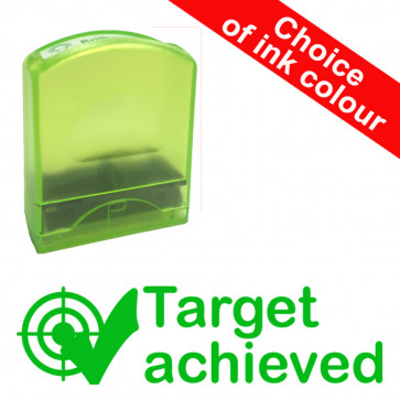 Teacher Stamps |Target achieved Value Range