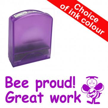 Teacher Stamps |Be proud! Great work Value Range