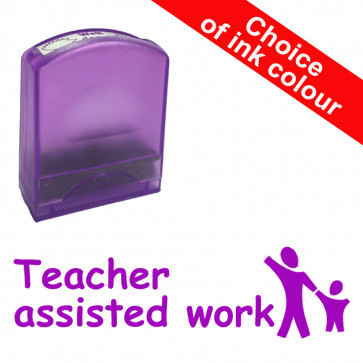 Teacher Stamps |Teacher assisted work Value Range