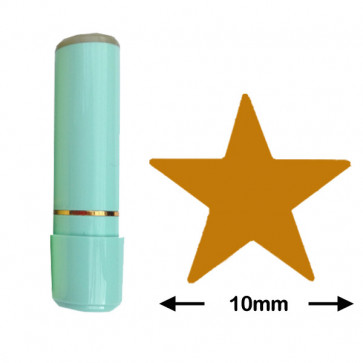 Reward / Loyalty Stamp | Bronze Star (10mm)