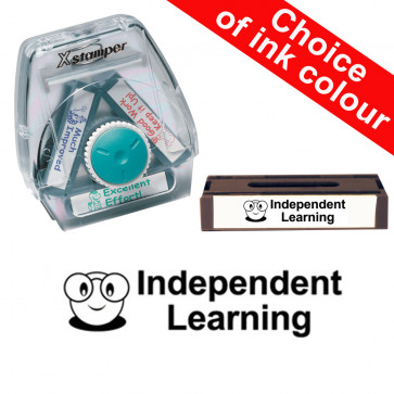 School Stamps | Independent Learning Xstamper 3-in-1 Twist Stamp.