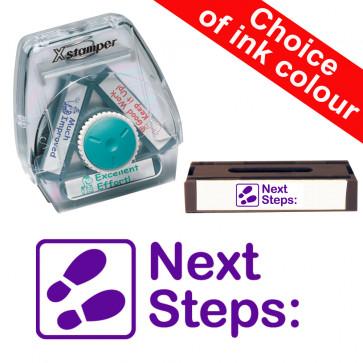 School Stamps | Next Steps: Xstamper 3-in-1 Twist Stamp