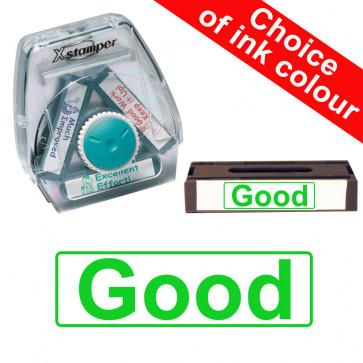 School Stamps | Good. Xstamper 3-in-1 Twist Stamp.