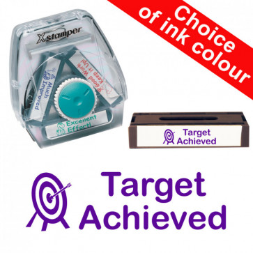 School Stamps | Target-Achieved Xstamper 3-in-1 Twist Stamp