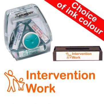 School Stamps   Intervention Work Xstamper 3-in-1 Twist Stamp