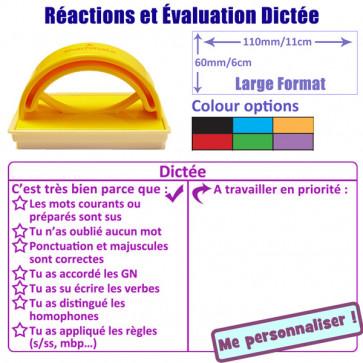 Correcteur Tampon | Réactions et Évaluation Dictée