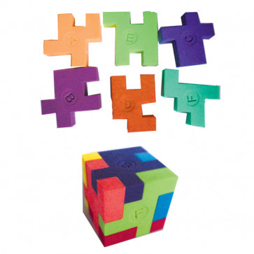 Kids Erasers |  Block Style Puzzle Erasers