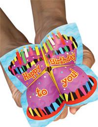 Teacher Class Gifts   Happy Birthday Cootie Catcher